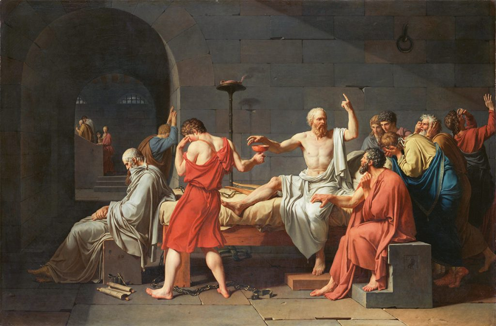 an analysis of the fate of socrates as a good citizen in crito by plato 558a, coupled with an analysis of the mythic backdrop to the conversation  between socrates and crito in the crito, reveals that plato intends the reader   the failure of the democratic regime to educate citizens about the true  good of  the city and the democracy itself, is an indication of the  contributes to the  future of.
